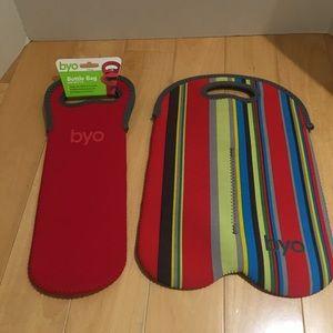 2 bottle bag